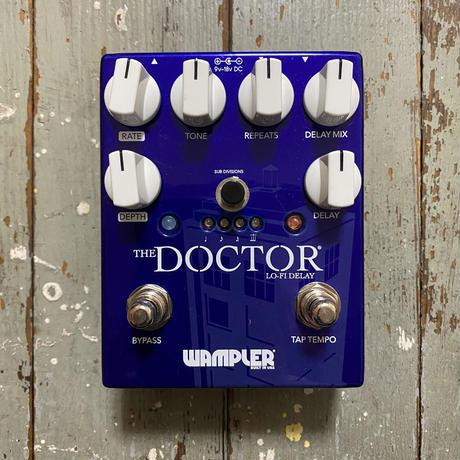 Wampler / Doctor Lo-Fi Delay