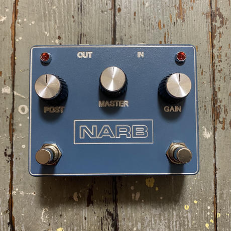 Echopark / NARB Post Master Overdrive