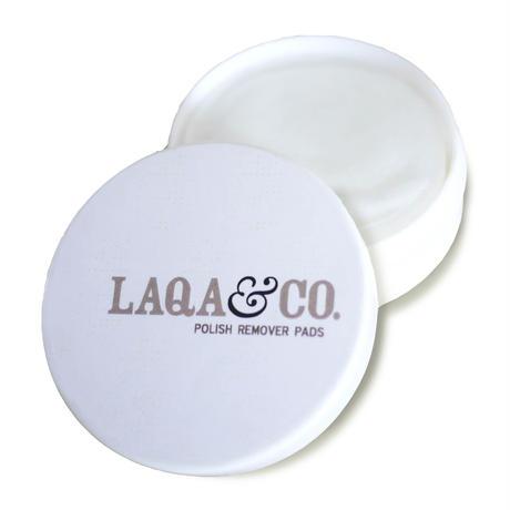 LAQA&COリムーバーパッド 32枚入