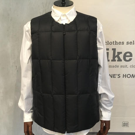 [snow peak] Middle Down Vest