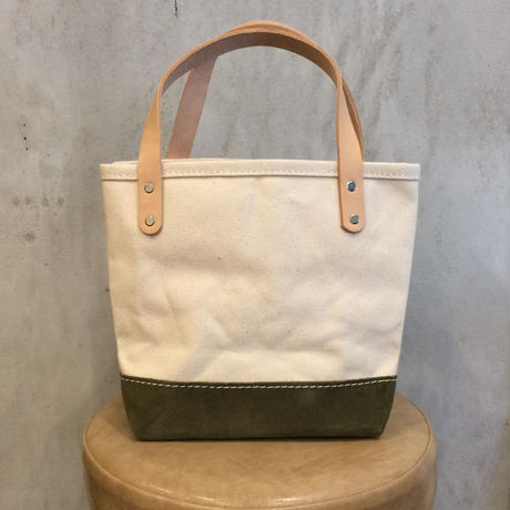 [HERITAGE LEATHER] LUNCH BAG