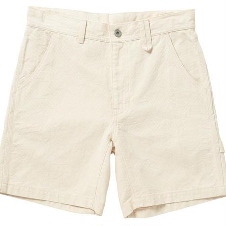 [snow peak] Okayama OX Shorts (Raw)