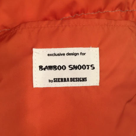 [BAMBOO SHOOTS×SIERRA DESIGNS]  WHITNEY PARKA