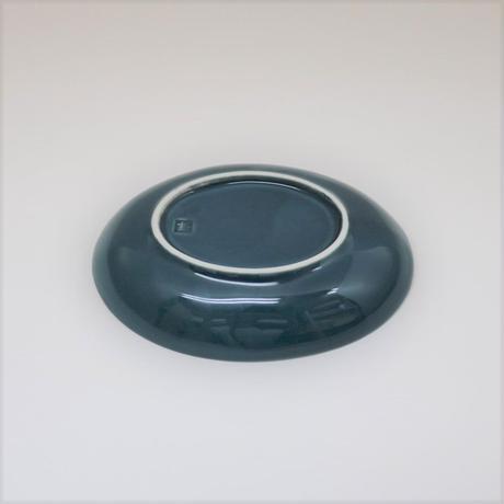 【BONCHIC】フォレストグリーン 楕円皿S