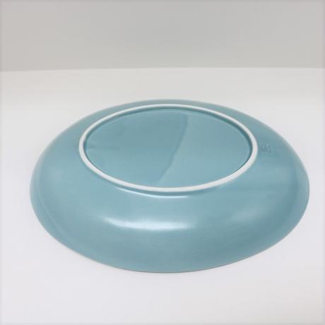 【BONCHIC】レイクグリーン楕円皿M