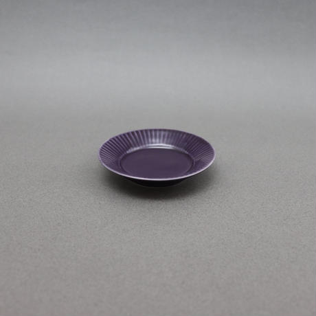 【BONCHIC】バイオレット ライン小皿