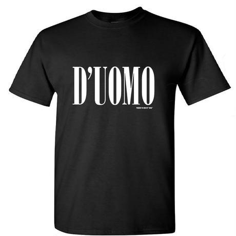 """D'UOMO"" T-shirt"