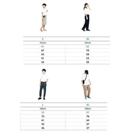 【刺繍】ヘビTシャツ(ライトブルー)