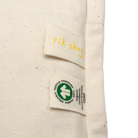 エシカルトートバッグ レジ袋型 生成 351614