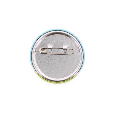 RLY-044-01 りらっくまの湯 缶バッジ 露天風呂