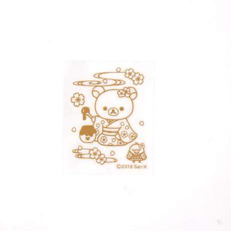 RLS-260 トレーディング【蒔絵シール】