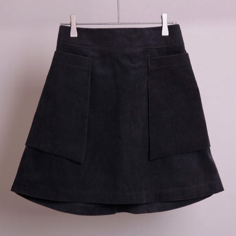 ディープポケット台形スカート