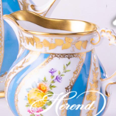 ヘレンドティー/コーヒーセット(2人用)/ヘレンドコレットのデザイン