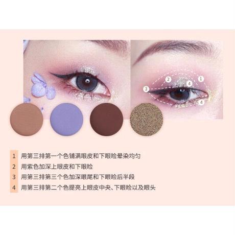 Oden's eye アイシャドウ(12色)Solmane・星月