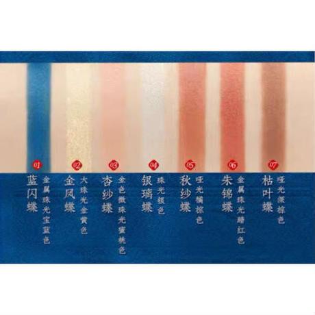 【要お問い合わせ】花西子 苗族・限定シリーズ・コスメセット(BOX付)ブラシなし