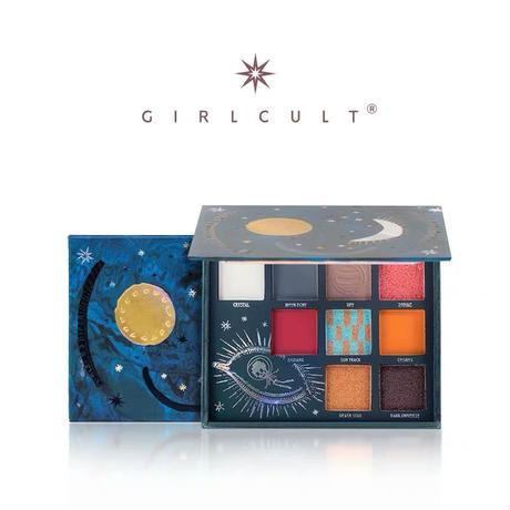 girlcult アイシャドウ(宇宙・月と太陽)
