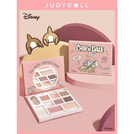 Judydoll × ディズニー  コラボ・マルチパレット