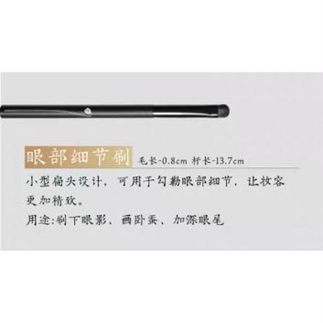 北京故宮 ブラシセット(6本)