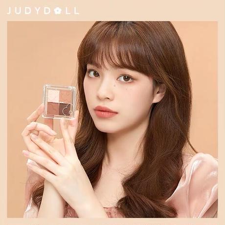 Judydoll アイシャドウ(4色)