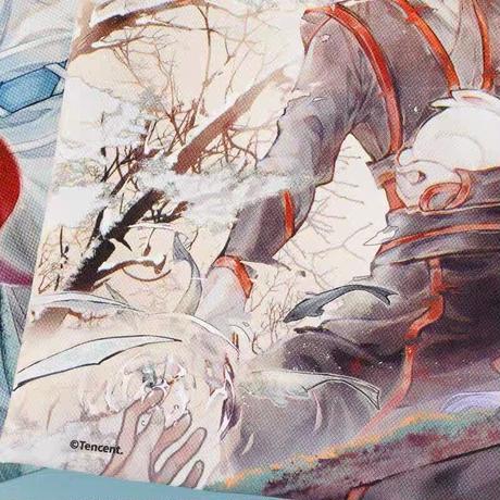 魔道祖師  ★ トートバック(雨水立春)《节气主题帆布袋・雨水立春款》【予約商品・10月以降の発送予定】