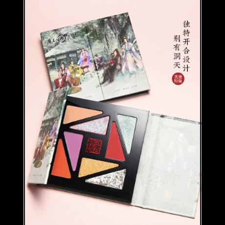 美康粉黛 × 魔道祖師(アニメ版)コラボアイシャドウ(全3種類)