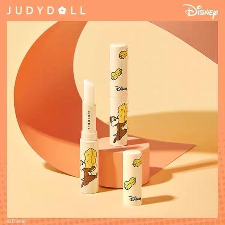 Judydoll × ディズニー  コラボ・リップクリーム