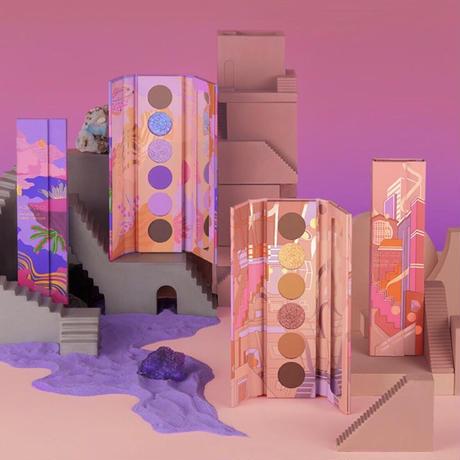 KALEIDOS 未来シリーズ・アイシャドウ(6色)