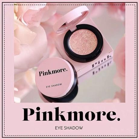 Pinkmore. 単色アイシャドウ(全12種)