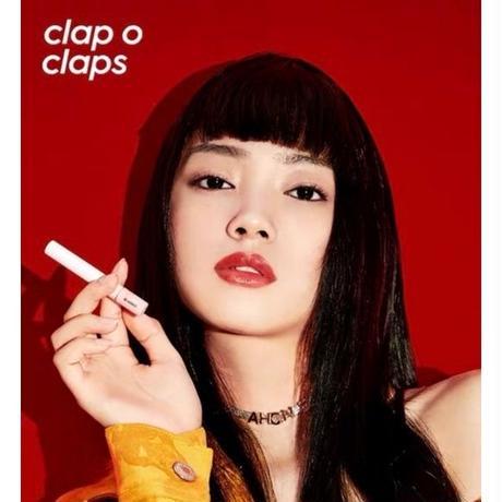 clap o claps シガレット型リップ(4色入)