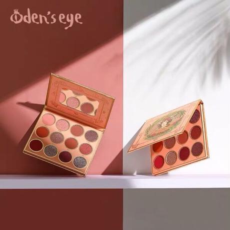 Oden's eye アイシャドウ(12色)Freja・仙女