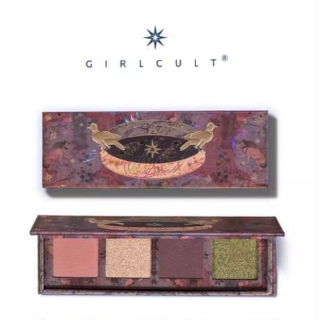 girl cult 山海シリーズ・アイシャドウ(全4種)