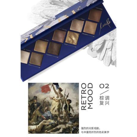 MARIE DALGAR × ルーヴル美術館 コラボ・アイシャドウ(全2種)