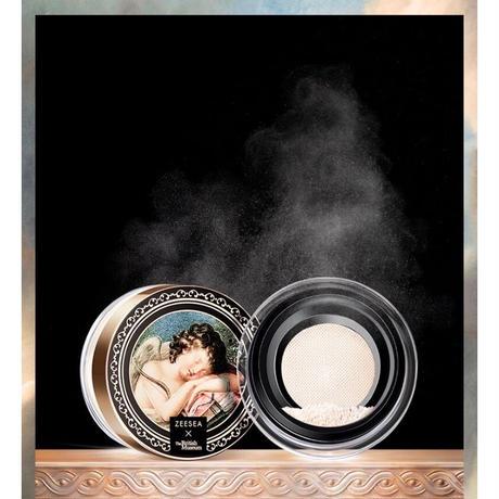 ZEESEA × 大英博物館 コラボ・天使フェイスパウダー(全3種)
