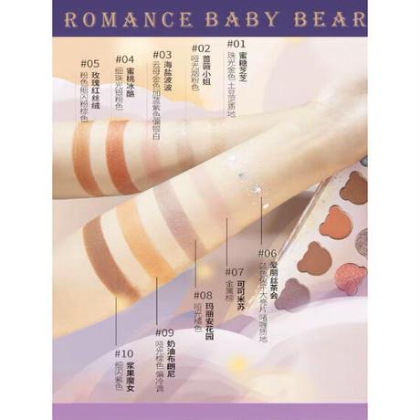 Romance Baby Bear ★ アイシャドウ(10色)《》