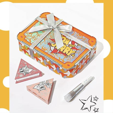 Little Ondine × TOM and JERRY スペシャル・チークBOX
