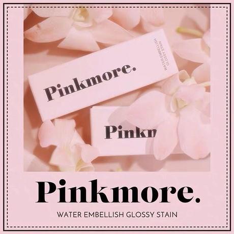 Pinkmore. グロスリップ(全6種)