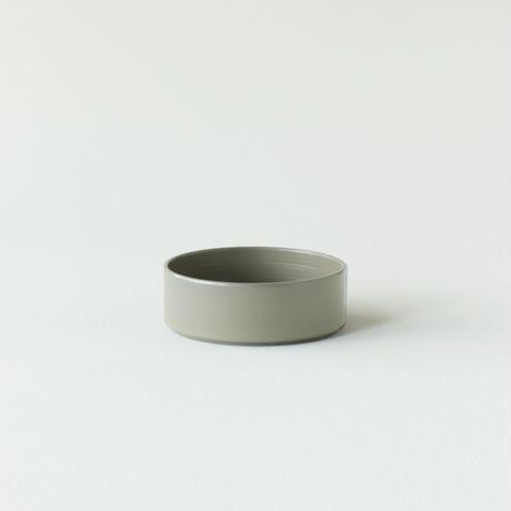 越前硬漆  刷毛目 / トレー丸S N-01