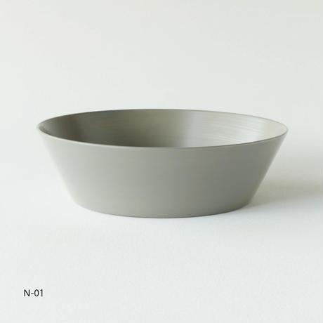 越前硬漆  刷毛目 / 深L N-01
