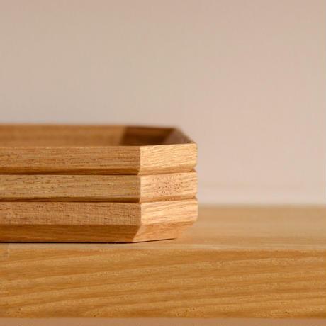 越前木工 / 隅切り盆