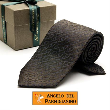 アンジェロ -「 愛が伝わる」天使のネクタイ イタリア製生地 AG83