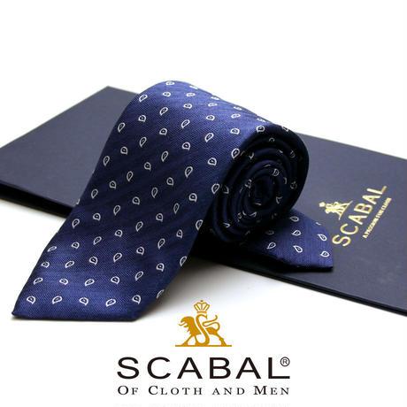 スキャバル - イタリア製 ネクタイ SC-022