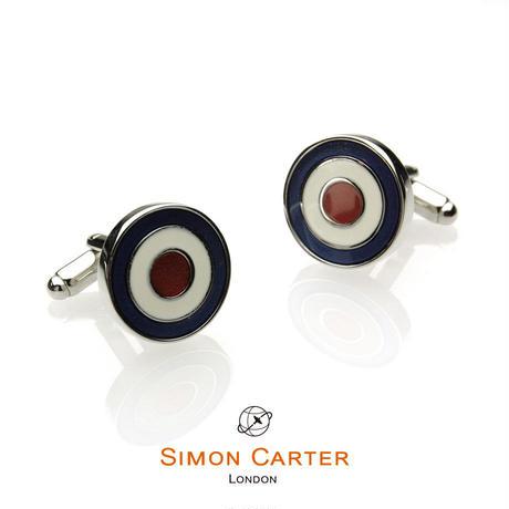 サイモンカーター(ウエストエンド) - 英国製 カフリンクス ターゲット 267005