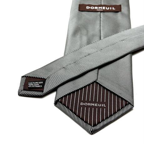 ドーメル - フランス製 フォーマルネクタイ シルバー 慶事用 DM036