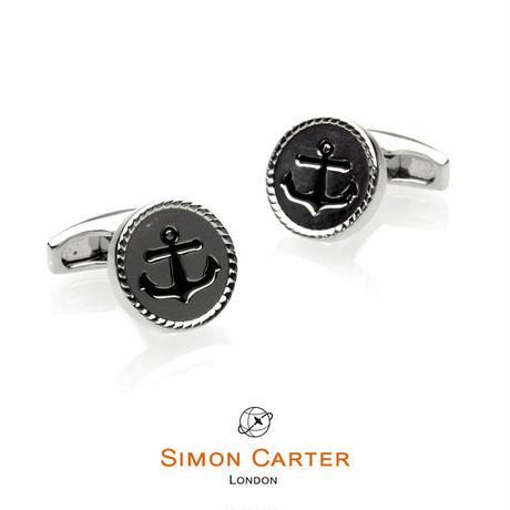 サイモンカーター - 英国製 カフリンクス ノーティカル 262049