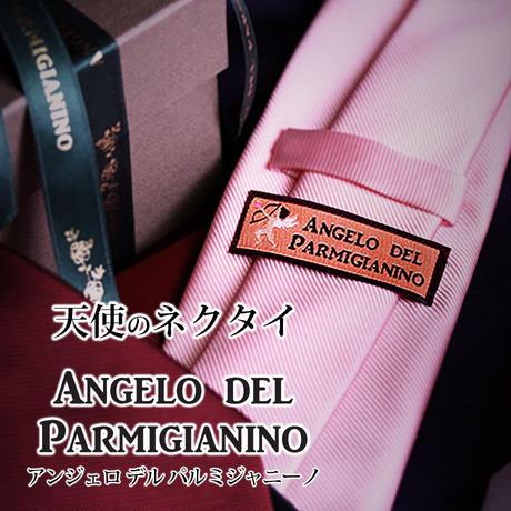 アンジェロ - 天使のネクタイ シルク&リネン AG56