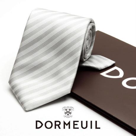 ドーメル - フランス製 フォーマルネクタイ オフホワイト 慶事用 DM001