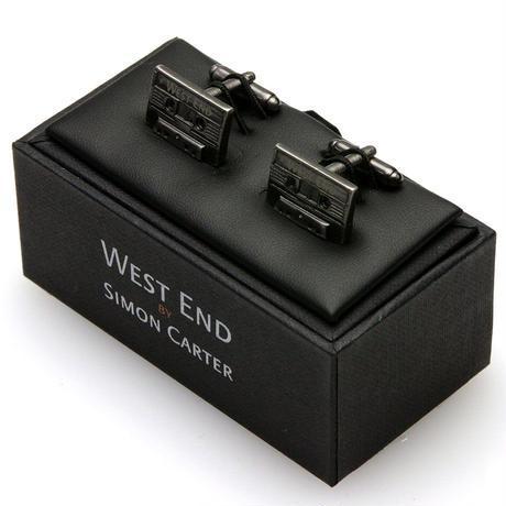 サイモンカーター(ウエストエンド) - 英国製 カフリンクス テープ 267022