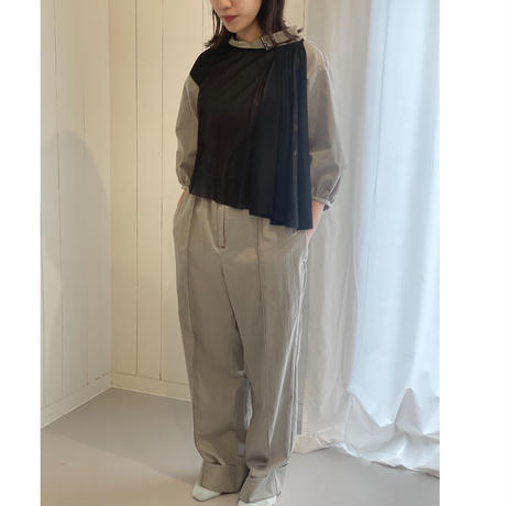 A2.〔rich〕Smooth Contour Jump suit  別注カラー