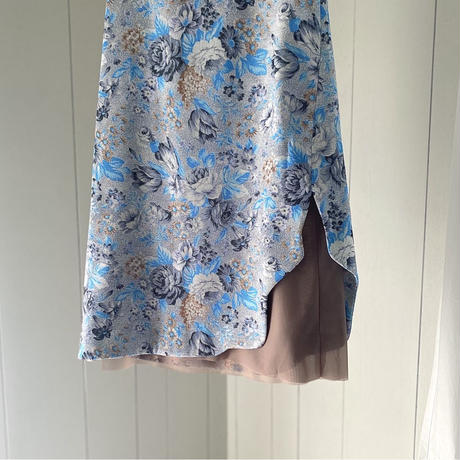 D.〔rich〕Smooth Contour tight skirt