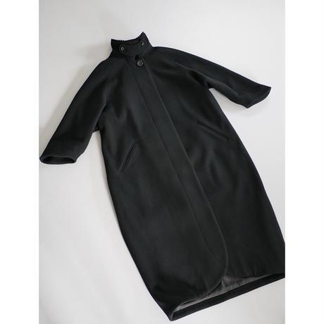 6,〔plain〕Cocoon wool coat【内金50%前払い】